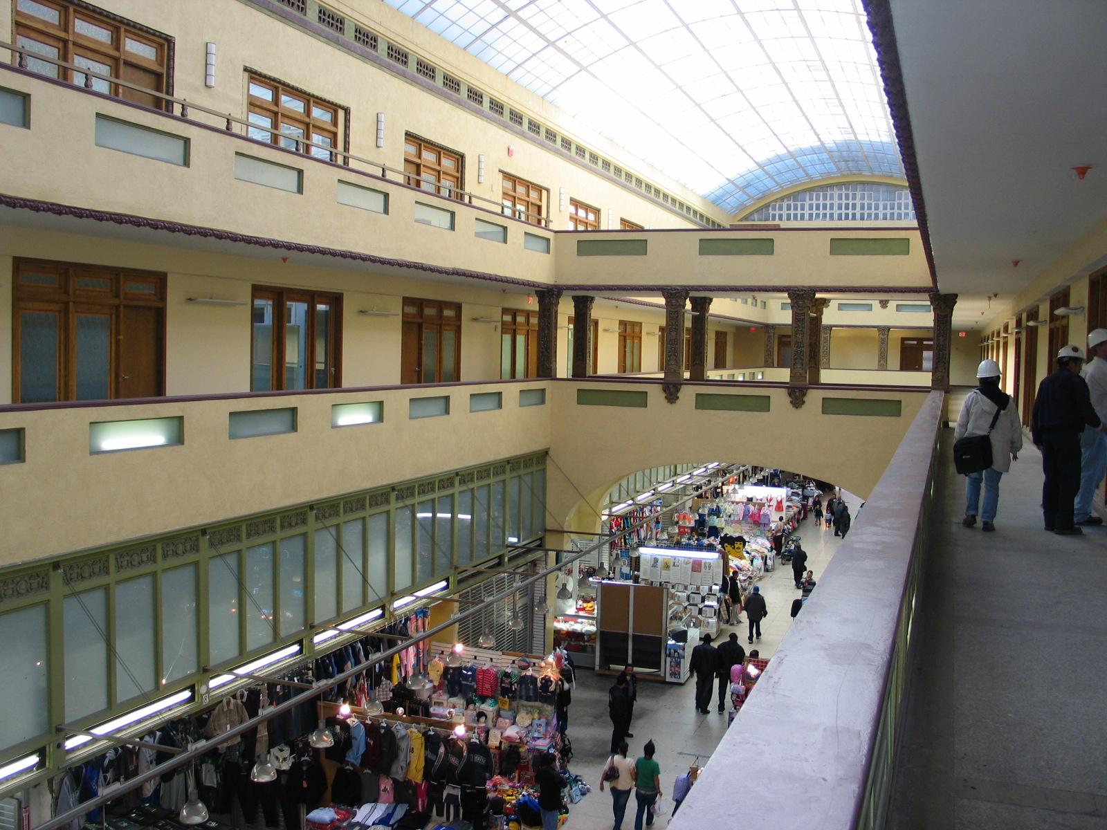Arcade Building Seismic Retrofit