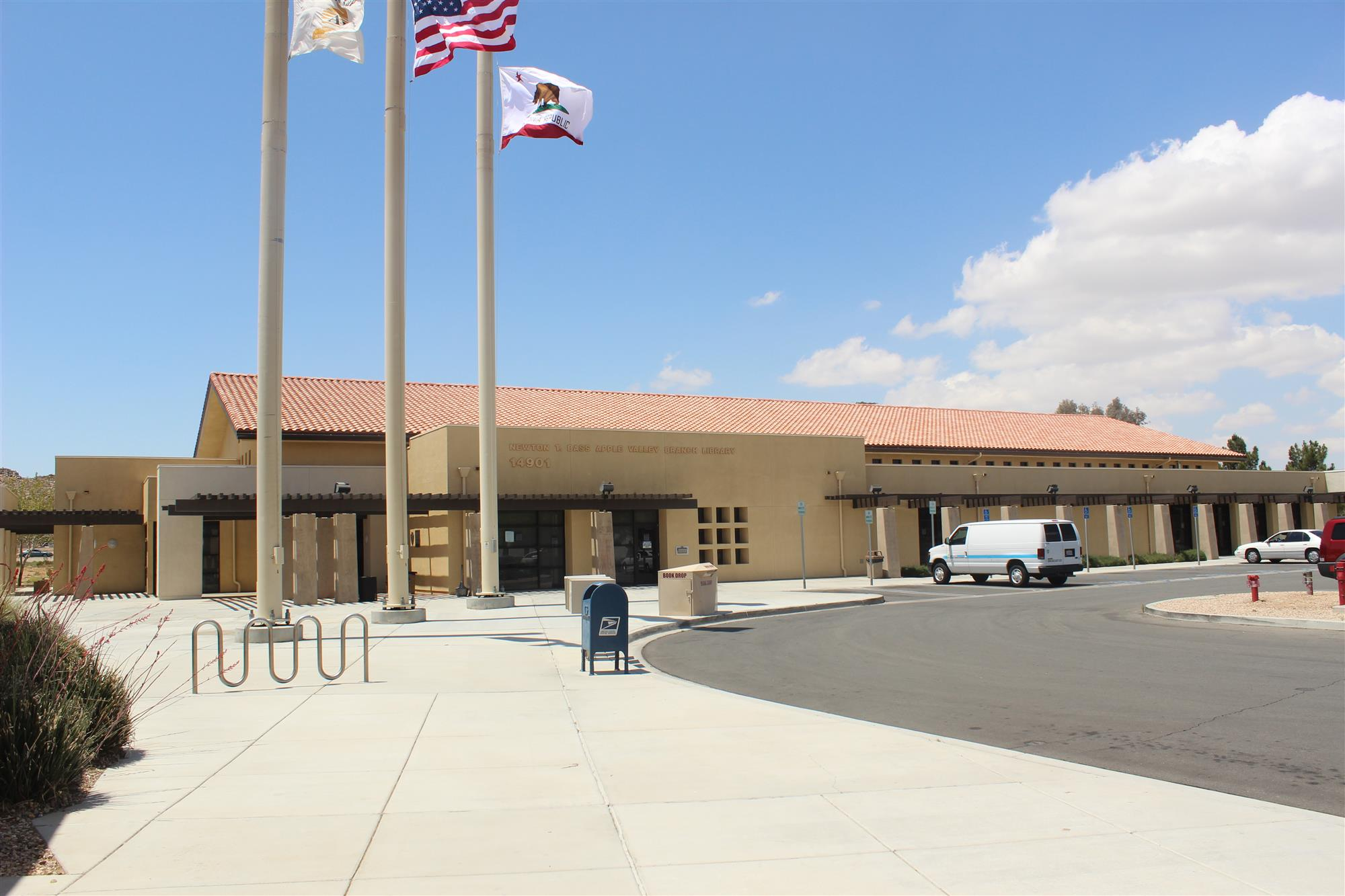 Apple Valley Library Roof Replacement, Insurance Claim
