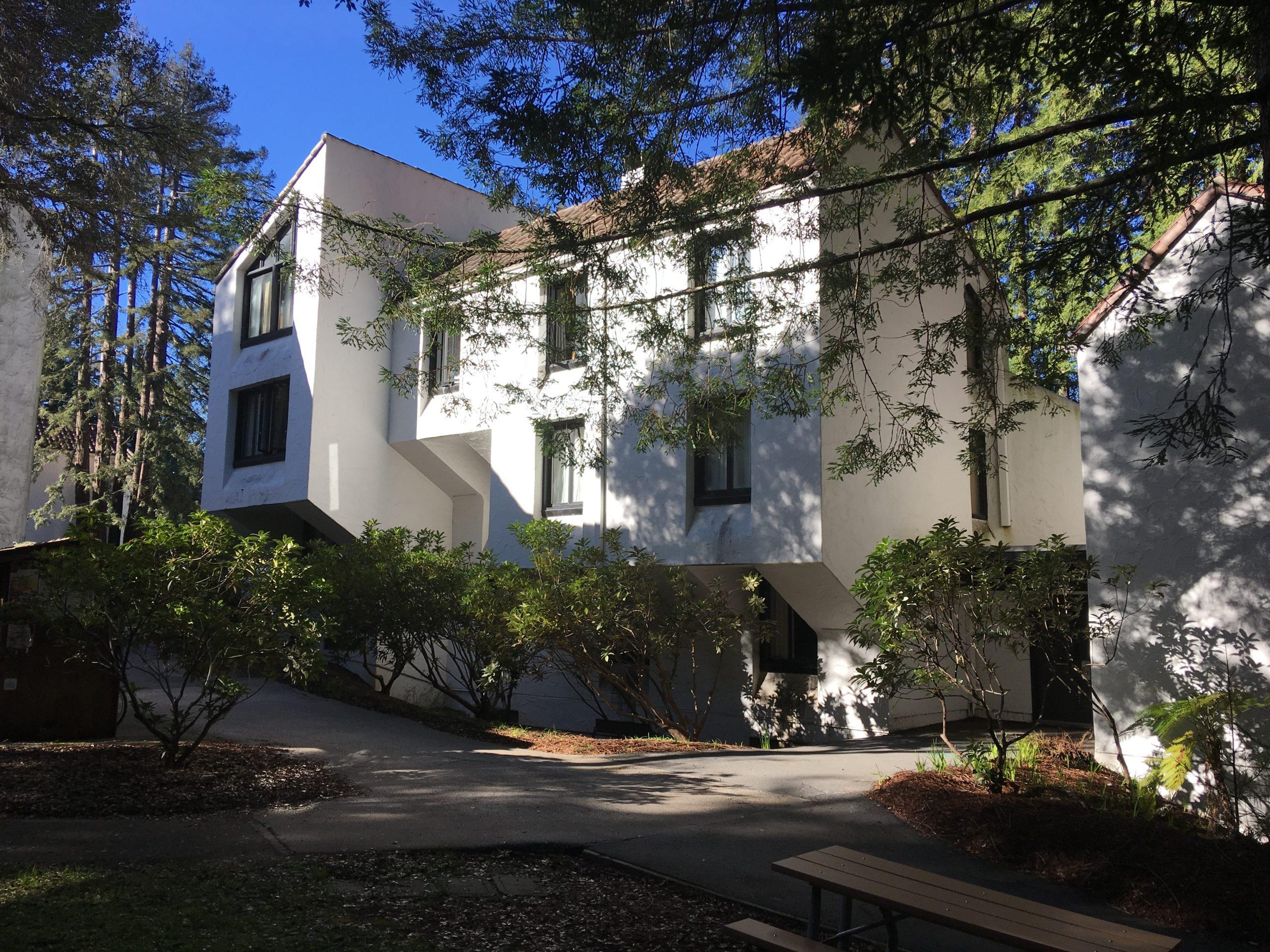 University of California, Santa Cruz's Crown College Residence Hall