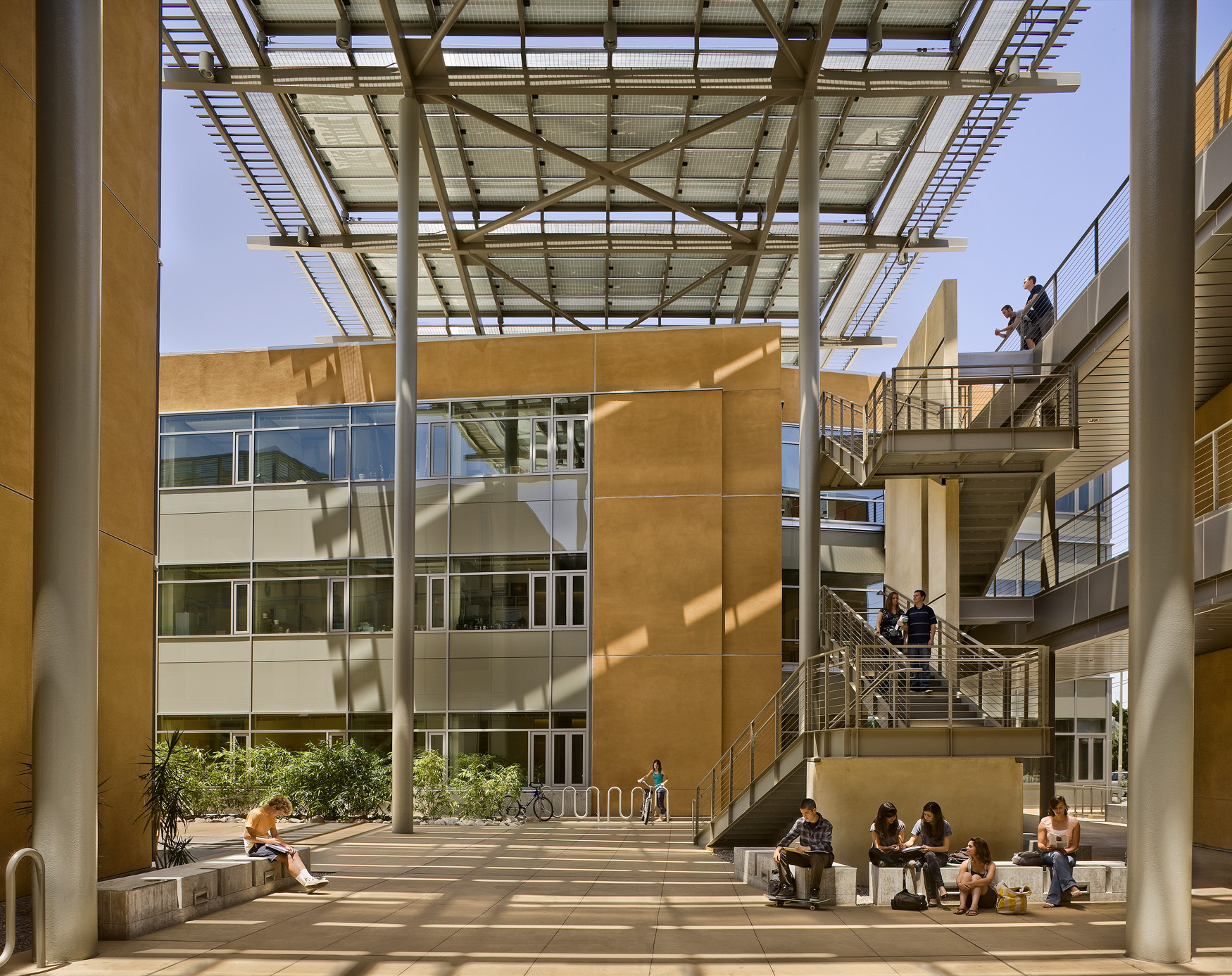 Los Angeles Valley College, Allied Health/Science Center