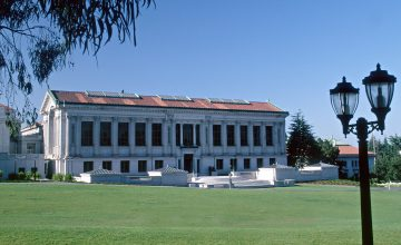 UC Berkeley, Doe Library