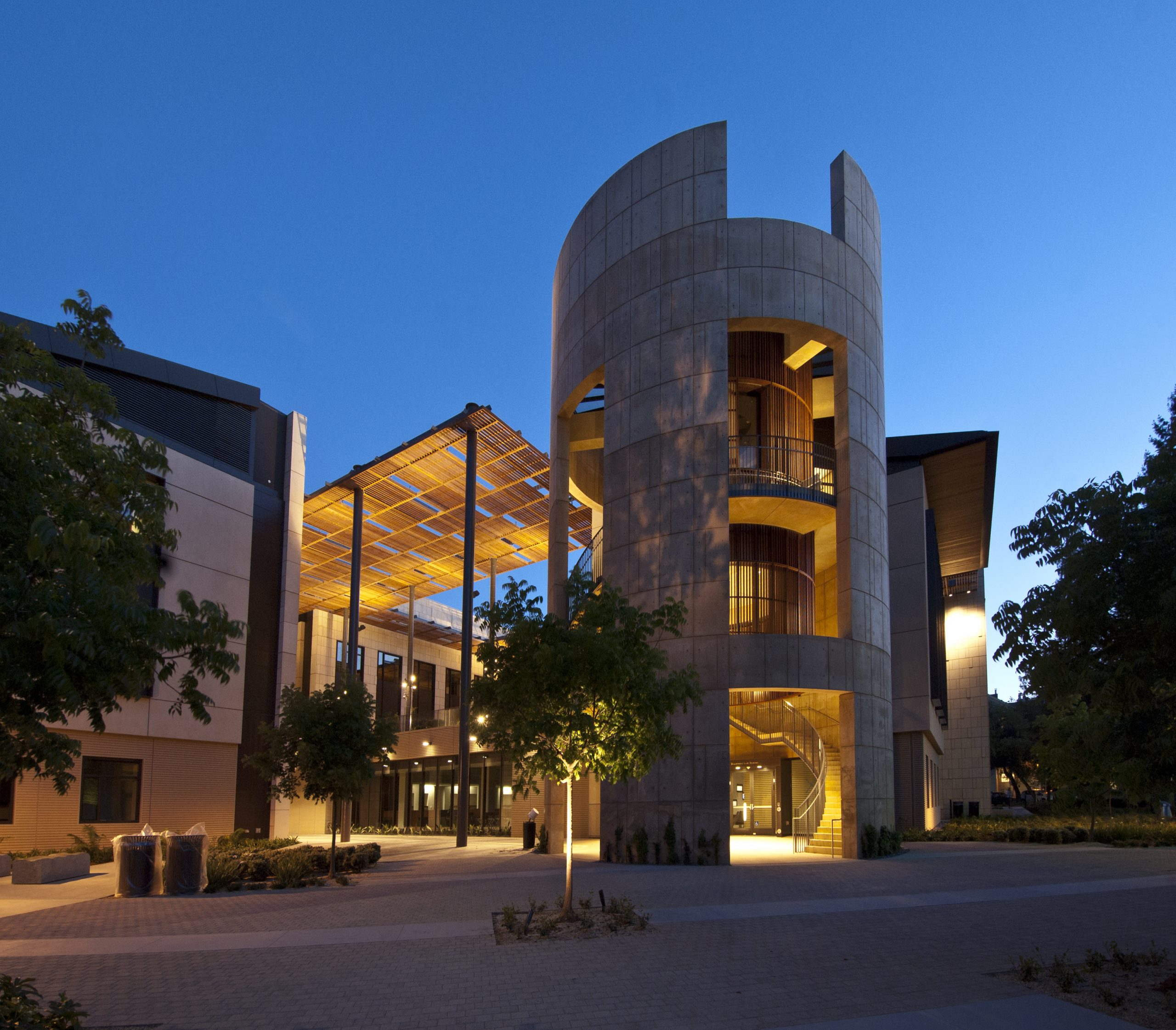 William H. Neukom Law Building