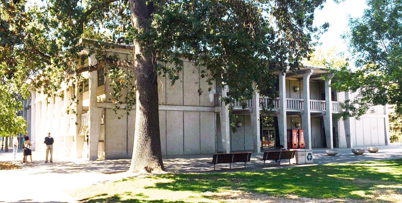 University of California, Davis, Olson Hall