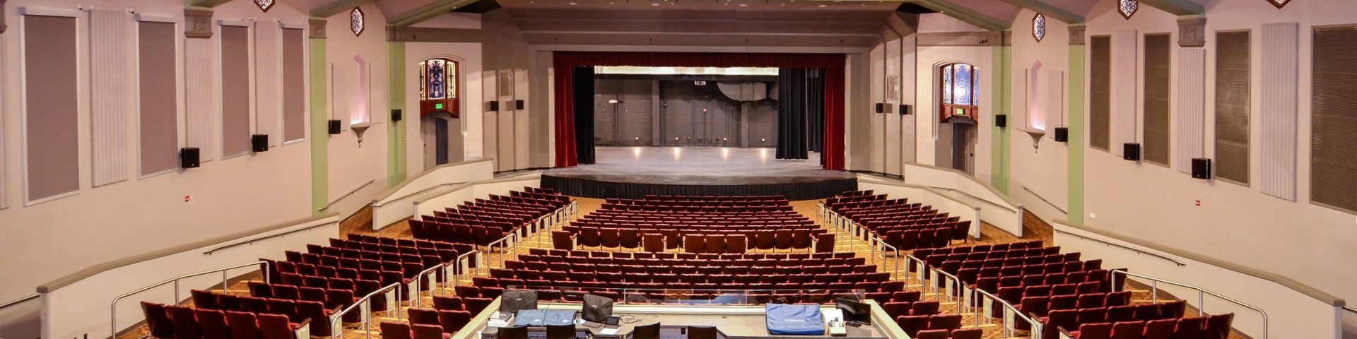 Degenkolb C K  McClatchy High School, Performing Arts