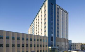 Kaiser Permanente Oakland Replacement Hospital, Main Hospital