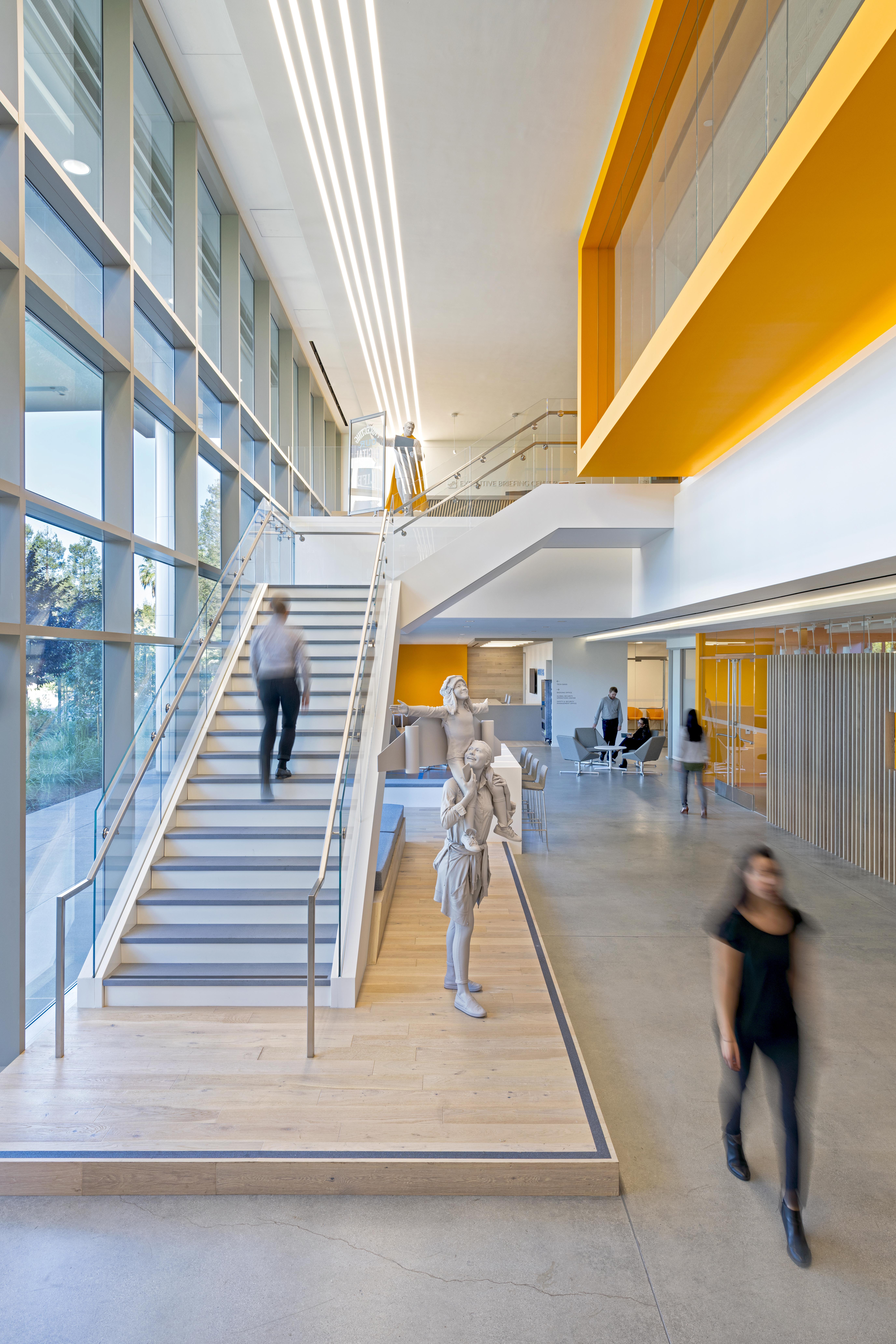 Palo Alto Networks Headquarters Tenant Improvements